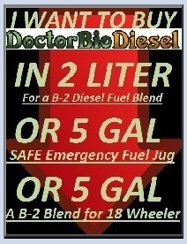I want to buy DoctorBioDiesel