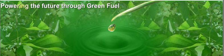Powering the future through Green Fuel
